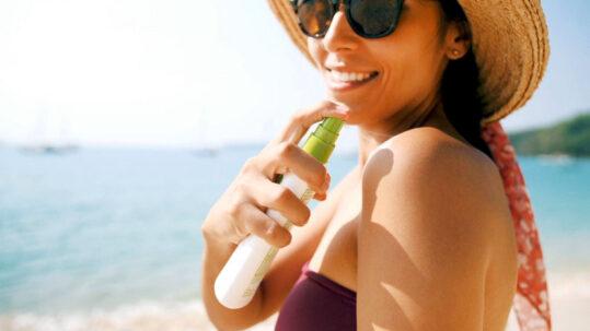 Beach Skincare Tips
