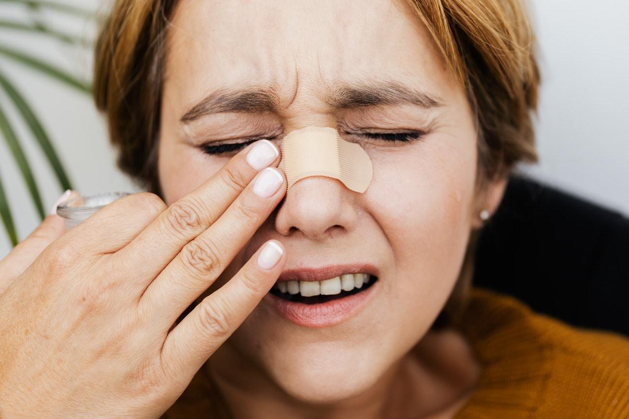 Trauma of the Nose